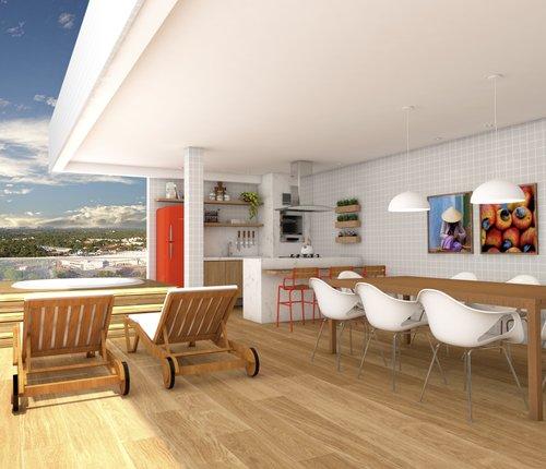 Apartamento Alto Padrão próximo ao Shopping Eusébio a venda por Lino Menezes Rua Judite Martins Eusébio -