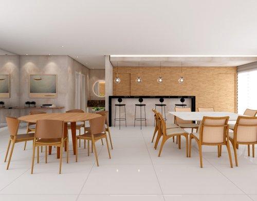 Apartamento Alto Padrão próximo ao Shopping Eusébio a venda por Lino Menezes Rua Judite Martins Eusébio - Gourmet