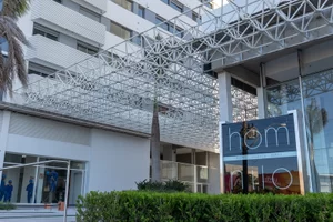 Sala no 16° andar do Hom Nilo  Dr. Nilo Peçanha Porto Alegre