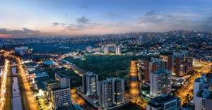 Supreme Altos do Central Parque Rua Graciliano Ramos Porto Alegre -